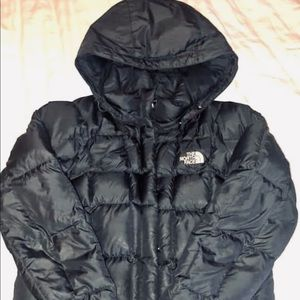 WOMENS Large Gotham i Down Parka- The North Face
